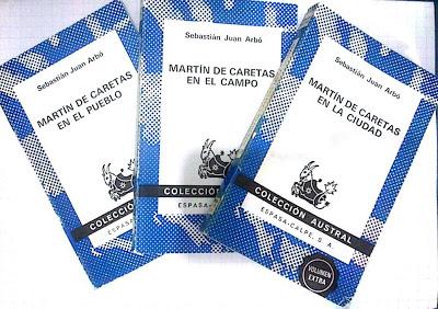 Martín de Caretas